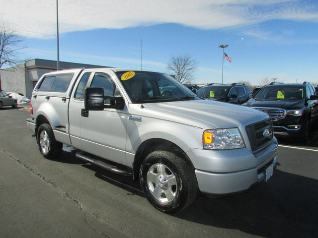 Pre Owned 2007 Ford F 150 Stx Truck In Whitewater 19070a Burtness