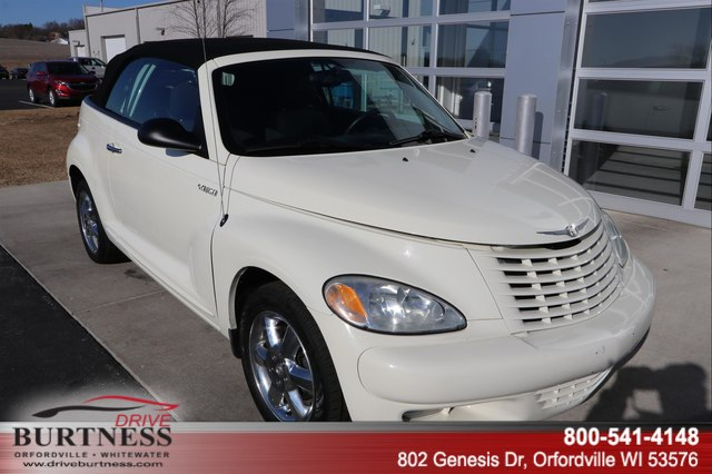 Pre Owned 2005 Chrysler Pt Cruiser Touring