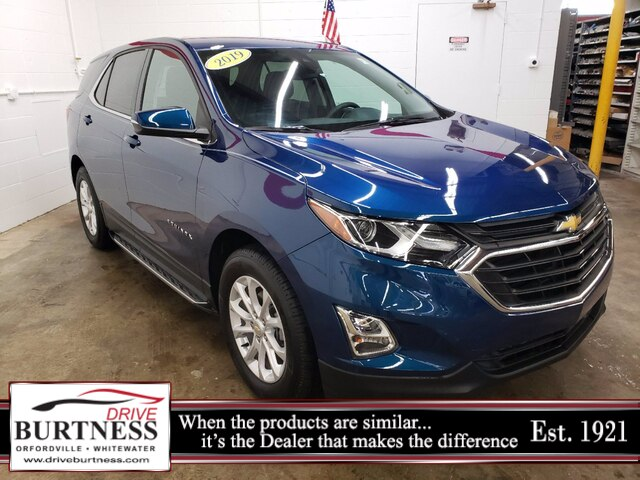 Certified Pre-Owned 2019 Chevrolet Equinox LT w/2FL