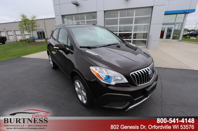 Pre-Owned 2016 Buick Encore