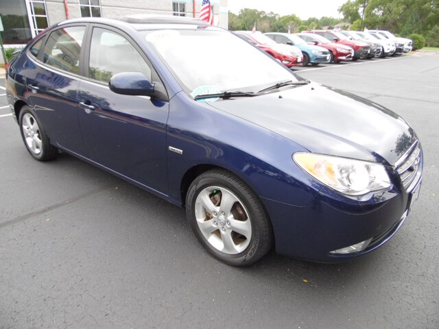 Pre-Owned 2007 Hyundai Elantra Limited