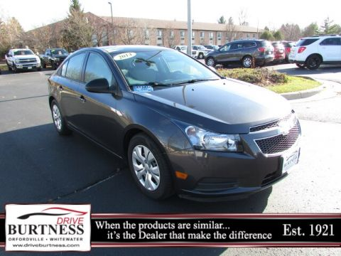Pre-Owned 2014 Chevrolet Cruze LS Auto