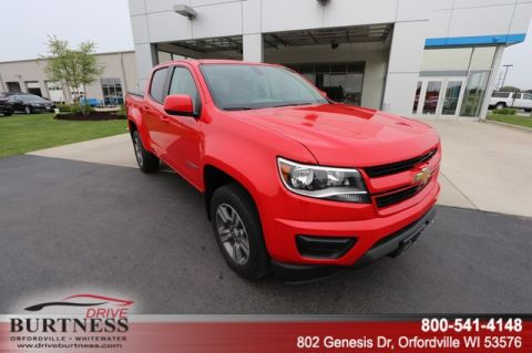 Pre-Owned 2017 Chevrolet Colorado WT