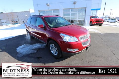 Pre-Owned 2012 Chevrolet Traverse 1LT