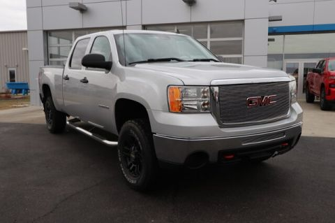Pre-Owned 2010 GMC Sierra 2500HD SLE