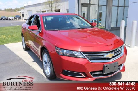 Pre-Owned 2015 Chevrolet Impala LT w/1LT