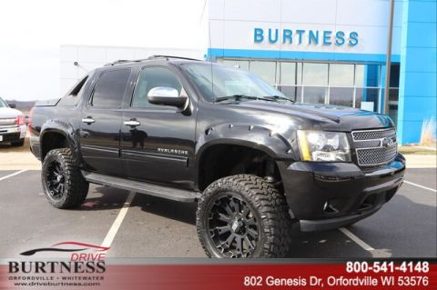 Pre-Owned 2012 Chevrolet Avalanche 1500 LT1
